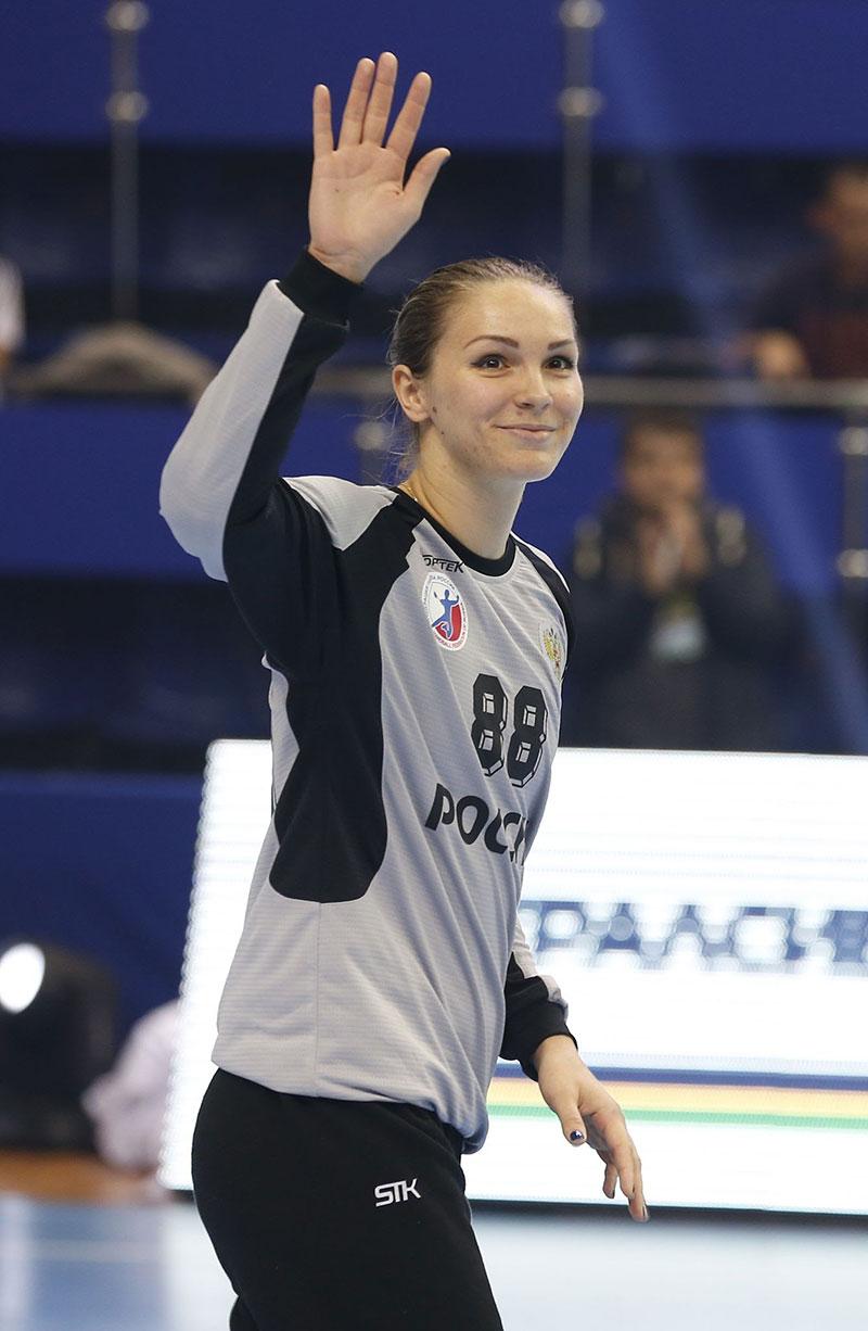Виктория Калининар.